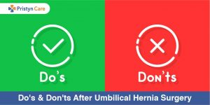 Dos and donts of umbilical hernia surgery