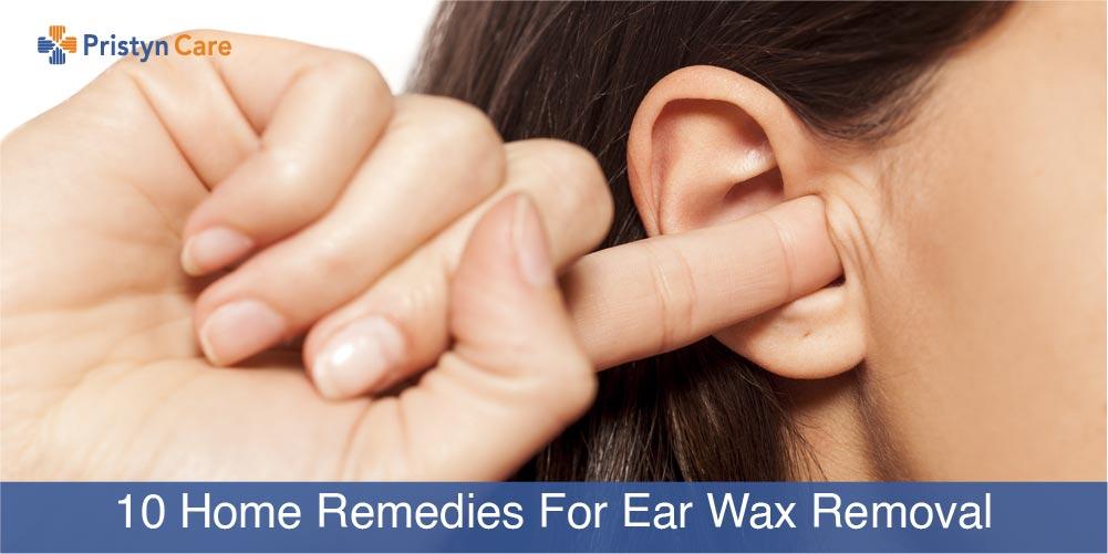 Ear Wax Removal