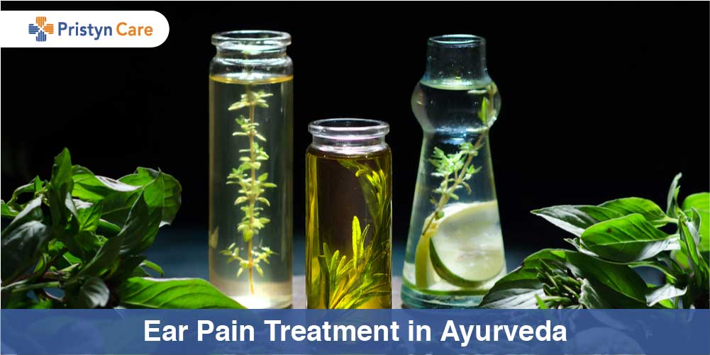 Ear pain Treatment in Ayurveda