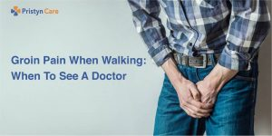 Groin Pain when walking
