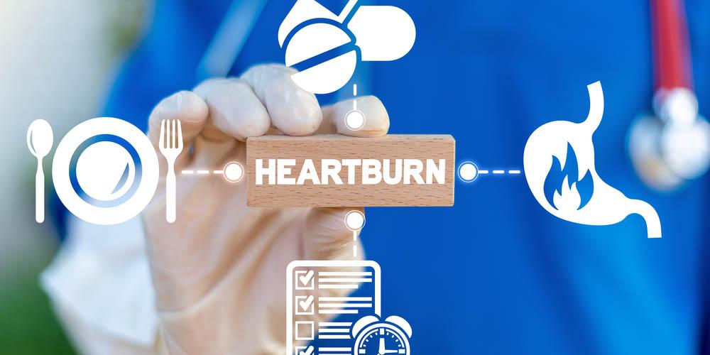 Management of heartburn