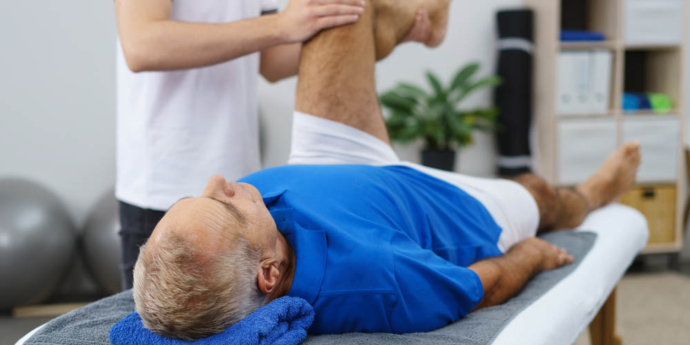 Move your legs after hernia surgery