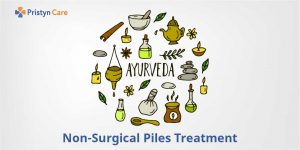Non-Surgical Piles Treatment