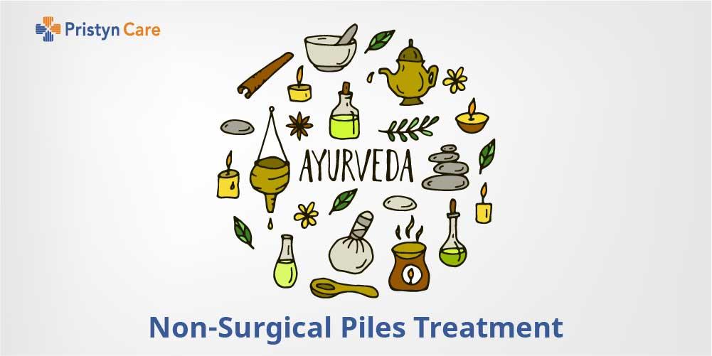 Non-Surgical Piles Treatment