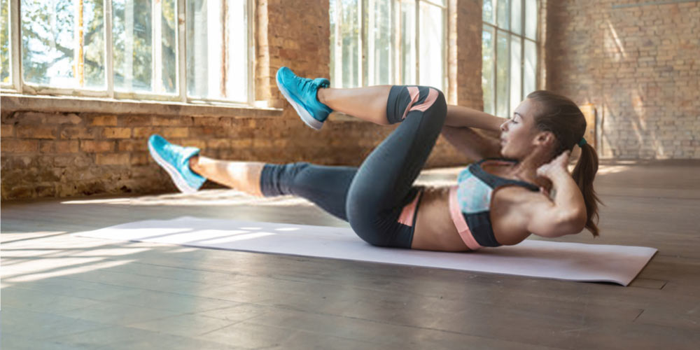 Trying low intensity workout