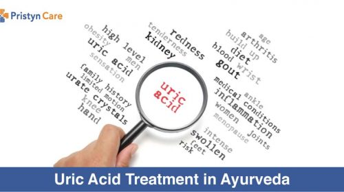 Uric Acid Treatment in Ayurveda