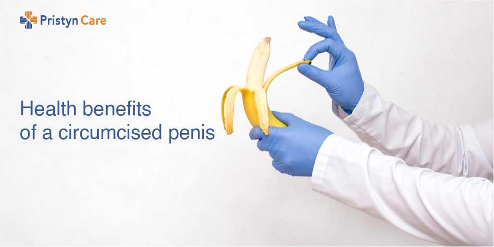 circumcision benefits infographic