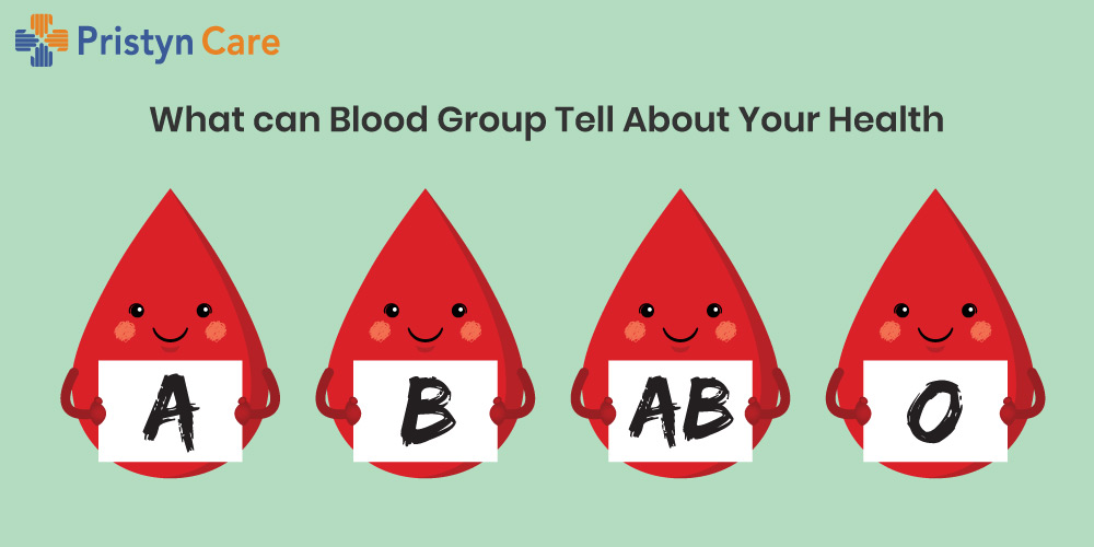 What can Blood Group Tell About Your Health