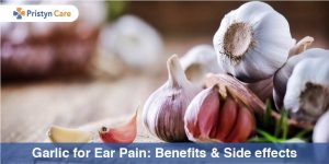 garlic for ear pain