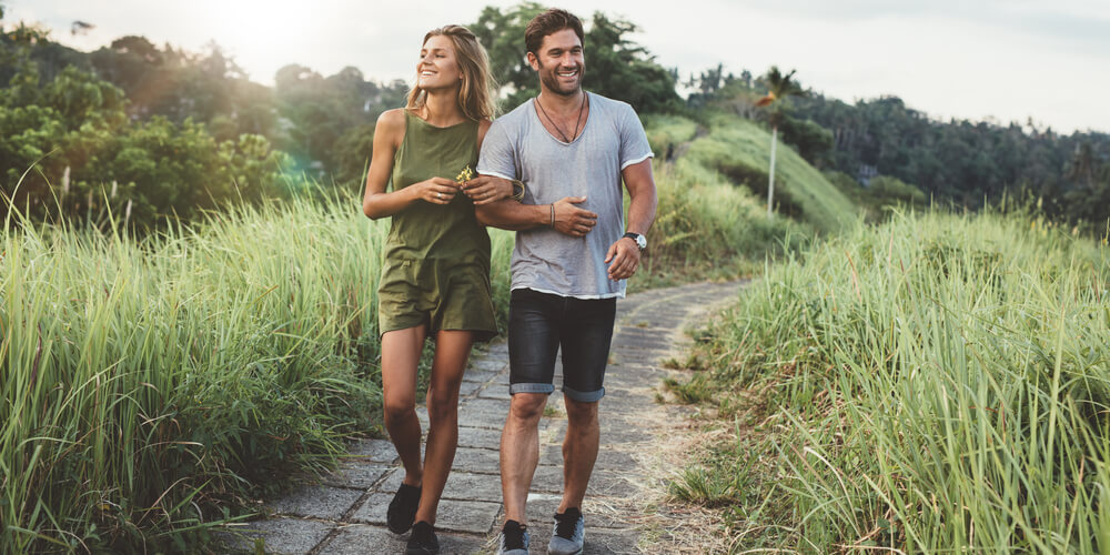 Healthy lifestyle and comfortable clothing