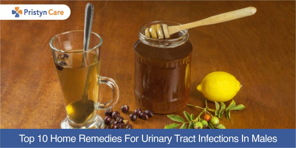 top 10 home remedies for UTI in males