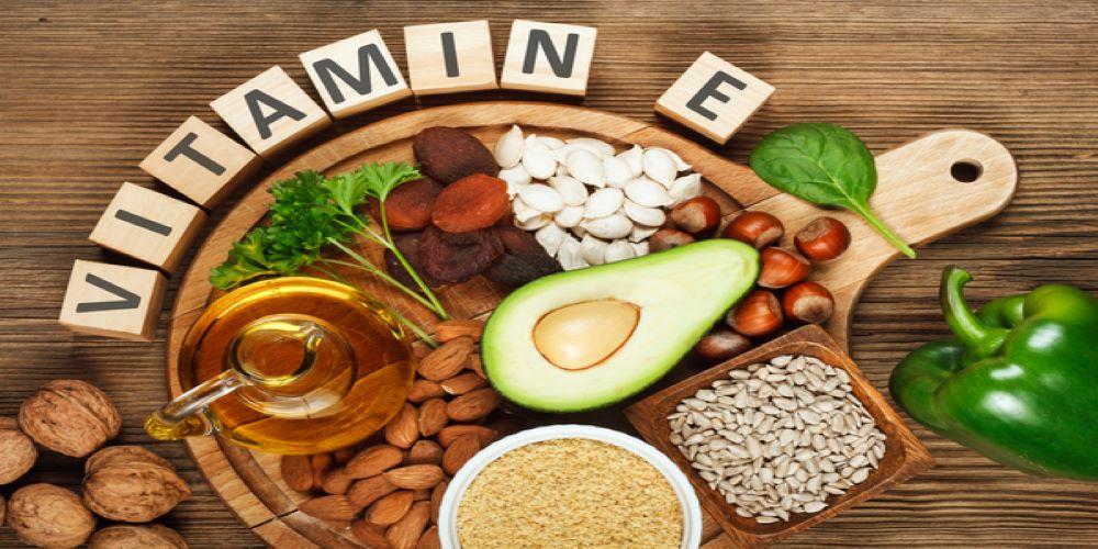 vitamin E for male fertility