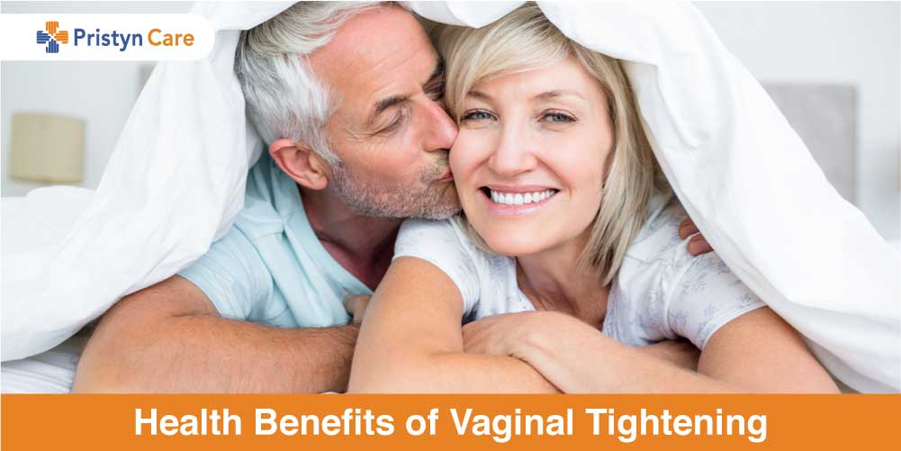 Health benefits of Vaginal Tightening