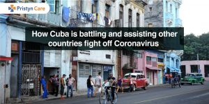 How Cuba is battling and assisting other countries fight off Coronavirus