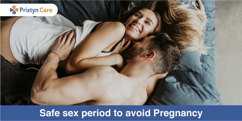safe sex period to avoid pregnancy