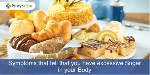 Symptoms that tell that you have excessive Sugar in your Body