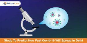 Cover image for coronavirus study by ICMR