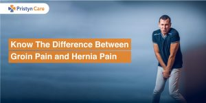 Cover image for groin pain and hernia
