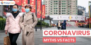 Cover image for myths vs facts of coronavirus