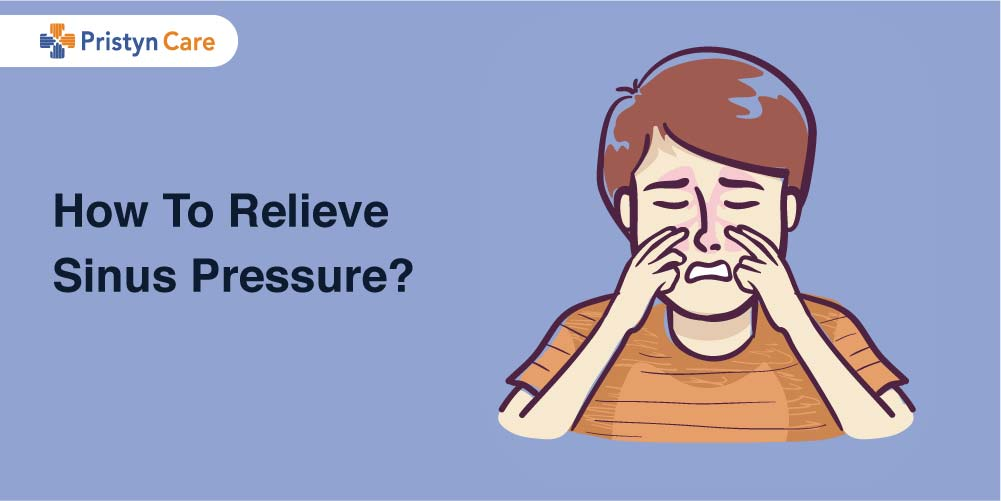 Cover image for relieving out sinus pressure