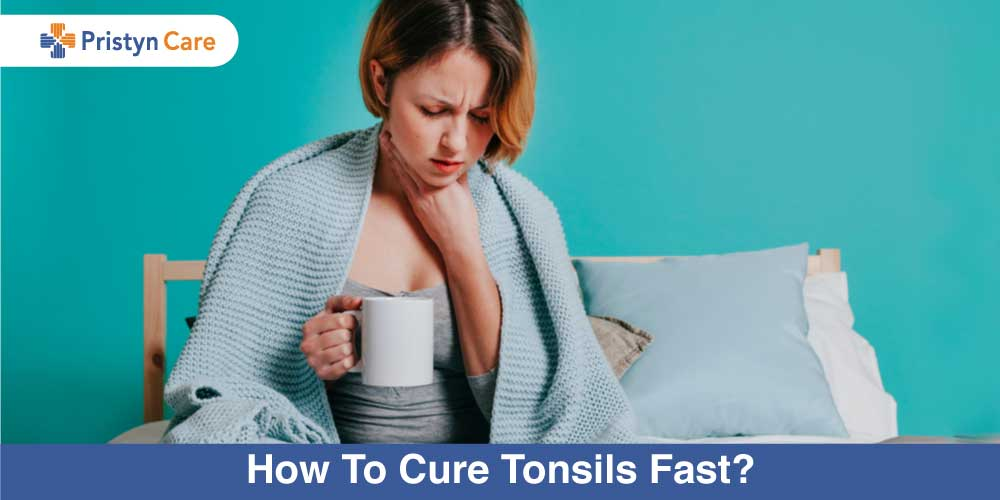 Cover image to cure tonsils fast