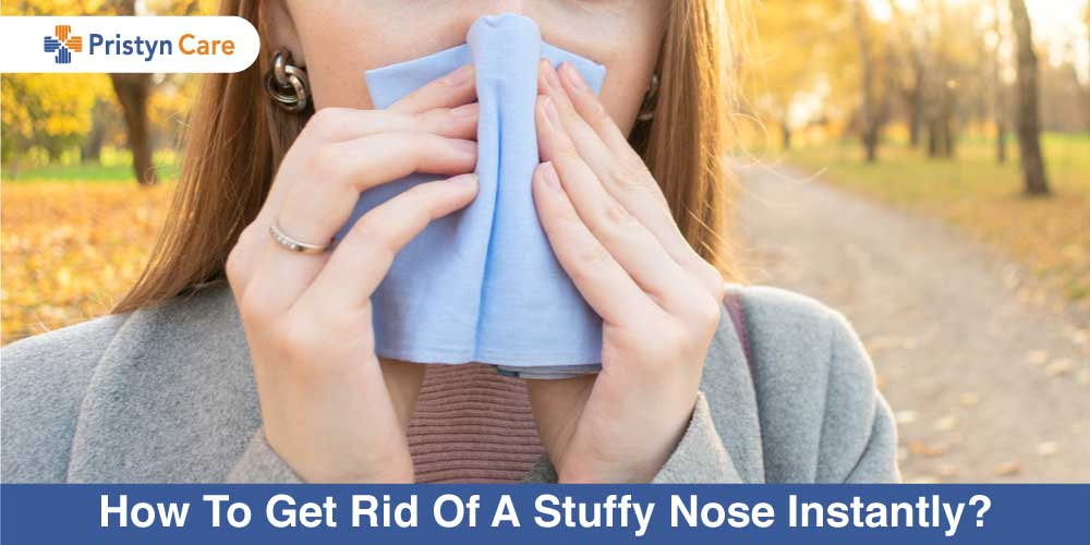 Cover image to get rid of stuff nose