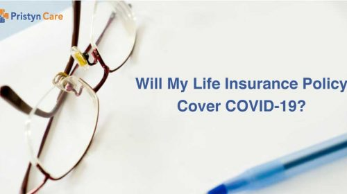 Life Insurance policy for COVID 19