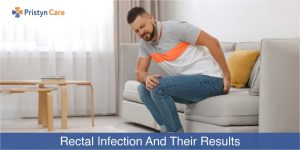 Rectal infection and its result