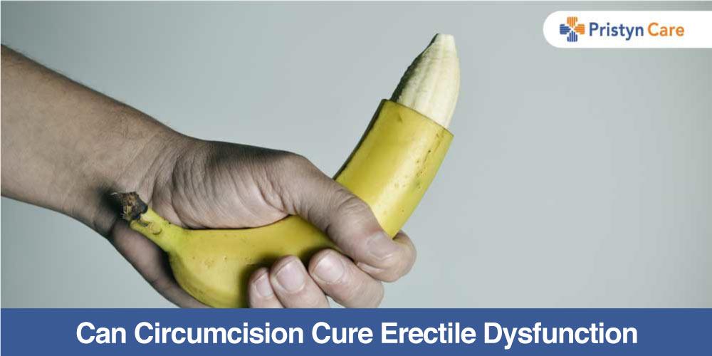 circumcision cures erectile dysfunction