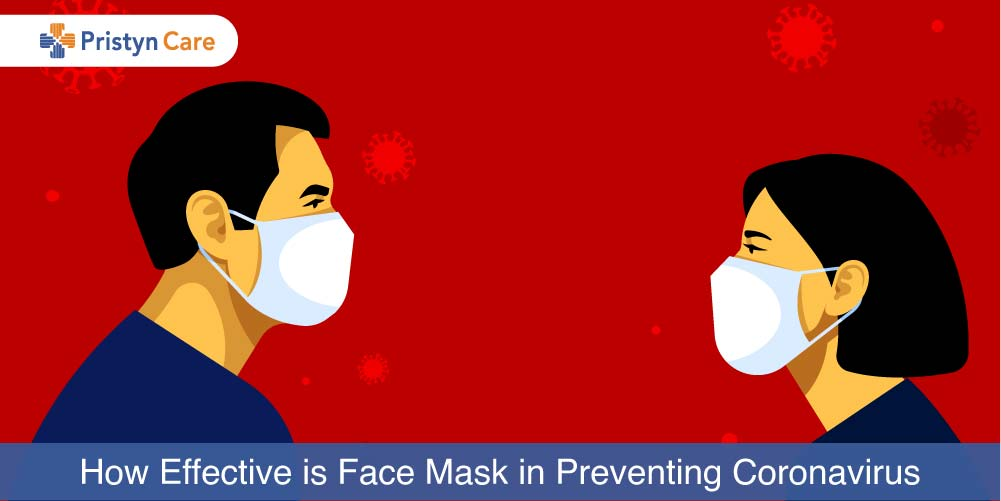 how effective is face mask for coronavirus covid19