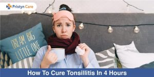 how to cure tonsillitis in 4 hours
