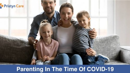 parenting in the time of covid 19