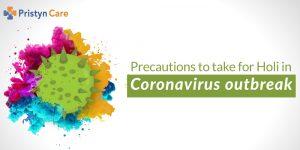 Precautions to take for Holi in Coronavirus outbreak?