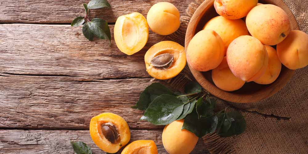 Eating Apricots can prevent pregnancy after sex naturally