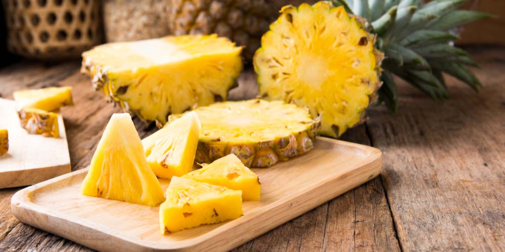Pineapple can help avoid pregnancy after sex