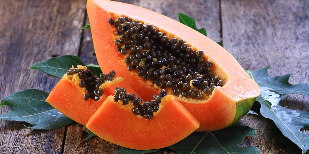 Eat Papaya eat after having unsafe sex to avoid pregnancy