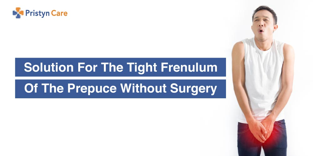 tight frenulum solution