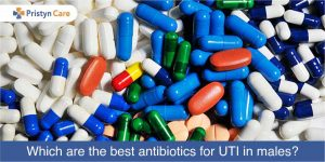 what are the best antibiotics for uti in men