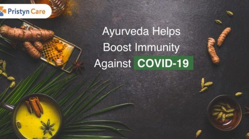 Ayurveda for fighting off COVID-19