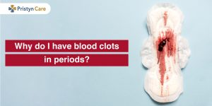 Why do I have blood clots in periods?