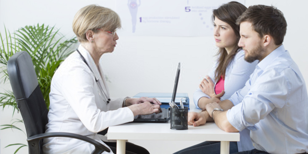 Diagnosis and treatment of female infertility