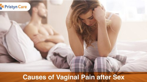 Causes of Vaginal Pain after Sex