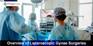 Doctors performing Laparoscopic Gynae Surgeries