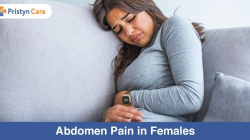 Abdomen Pain in Females