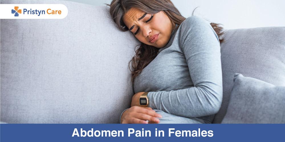 Abdomen Pain in Females