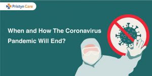 How and when the pandemic will end