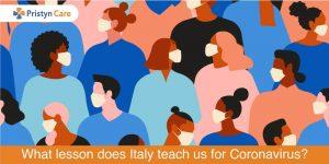 Italy during coronavirus