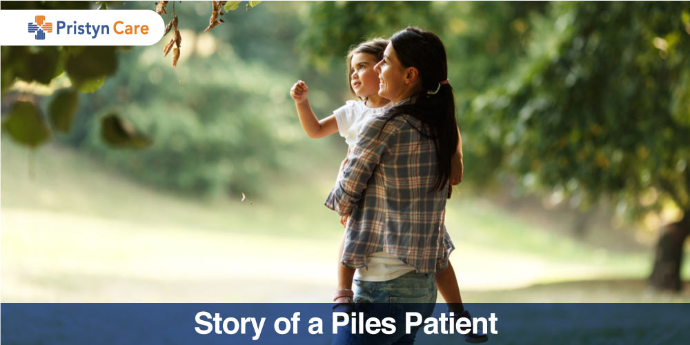 Story of piles patients
