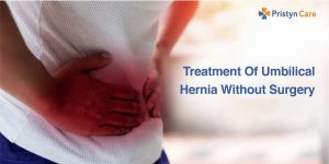 Treatment of Umbilical Hernia Without Surgery