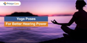 Yoga Poses for Better Hearing